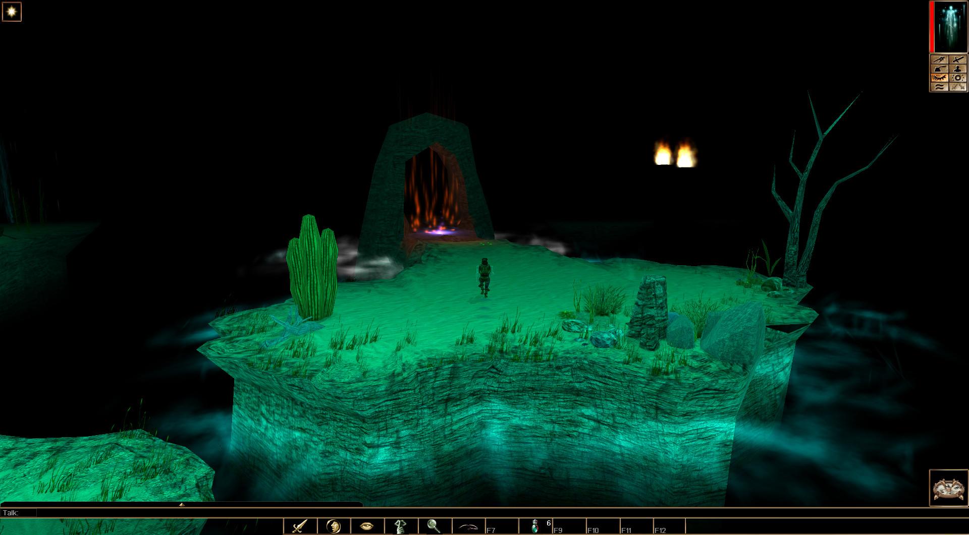 Для Neverwinter Nights EE выйдет сюжетное приключение про дьявольский город 3