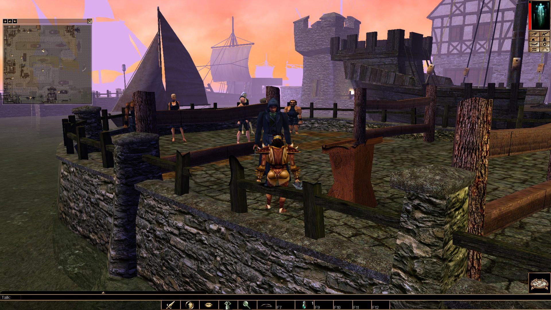Для Neverwinter Nights EE выйдет сюжетное приключение про дьявольский город 5