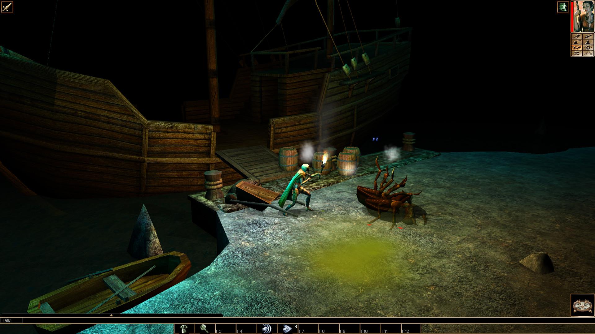 Для Neverwinter Nights EE выйдет сюжетное приключение про дьявольский город