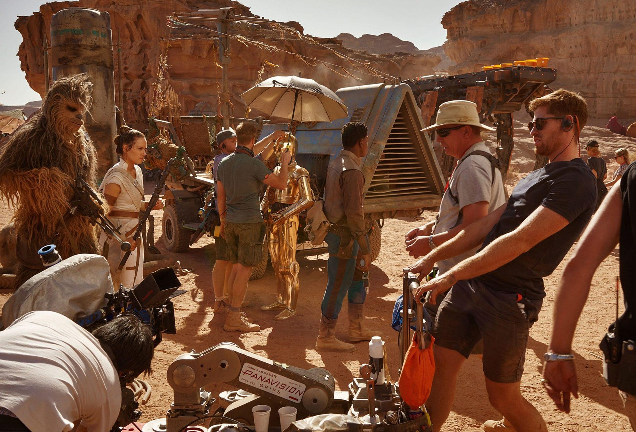 Как снимали «Скайуокер: Восход»? Признания создателей в документальном фильме 6