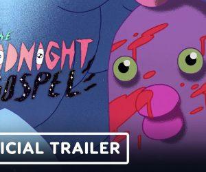 Первый тизер The Midnight Gospel —нового мультсериала отавтора «Времени приключений»