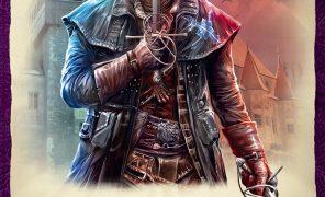 Себастьян де Кастелл «Клинок предателя». Фэнтезийные «мушкетёры» на страже чести и верности