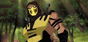 Второй трейлер мультфильма Mortal Kombat Legends: Scorpion's Revenge