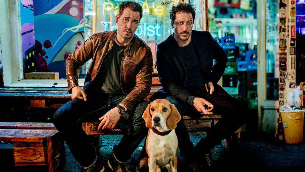 Берлинские легавые (Dogs ofBerlin)