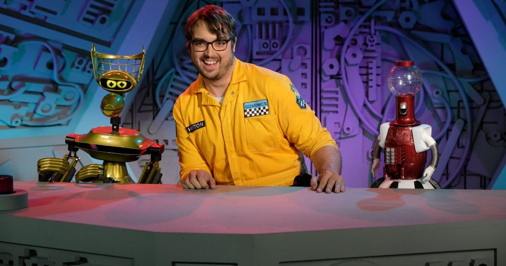 Таинственный театр 3000года: Возвращение (Mystery Science Theater 3000: The Return)