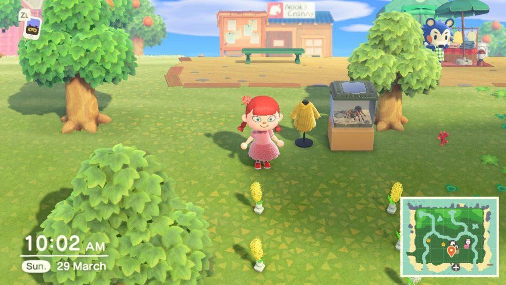 Обзор Animal Crossing: New Horizons. Когда ипотека в радость 9