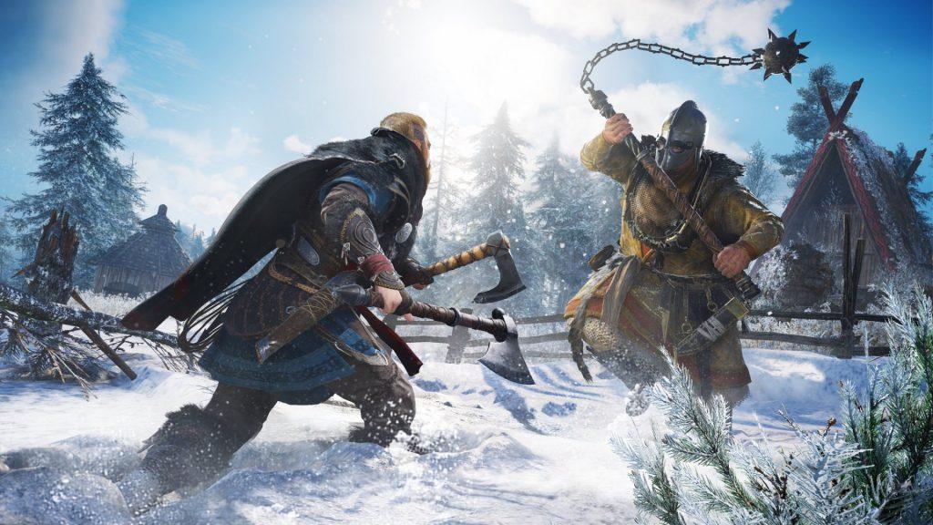 «Один с нами, братья!» — первый трейлер Assassin's Creed Valhalla 3