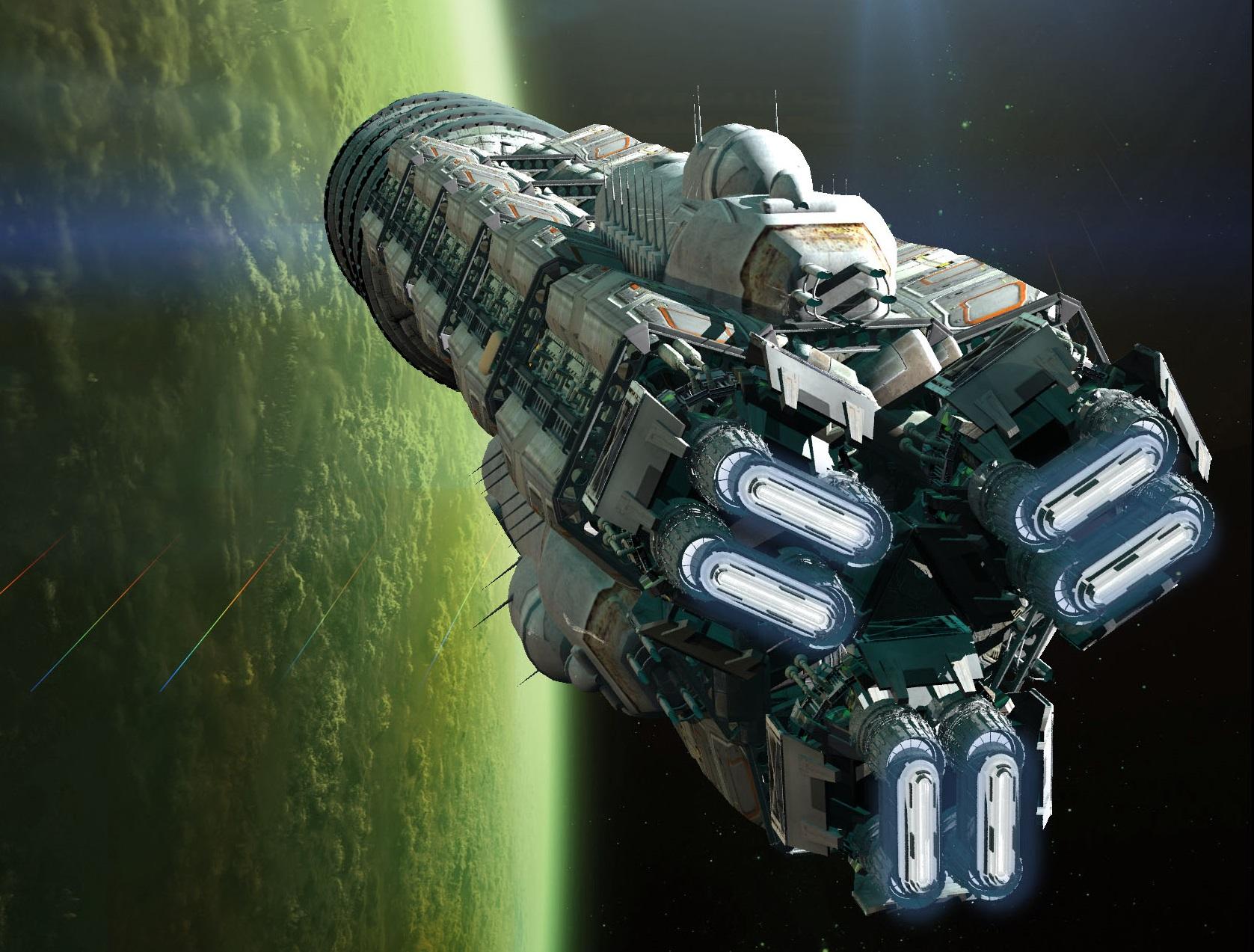 Что почитать в день космонавтики? 5