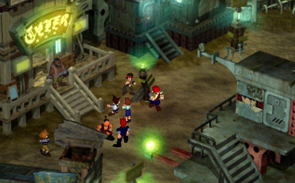 Чем Final Fantasy VII Remake отличается от оригинала 11