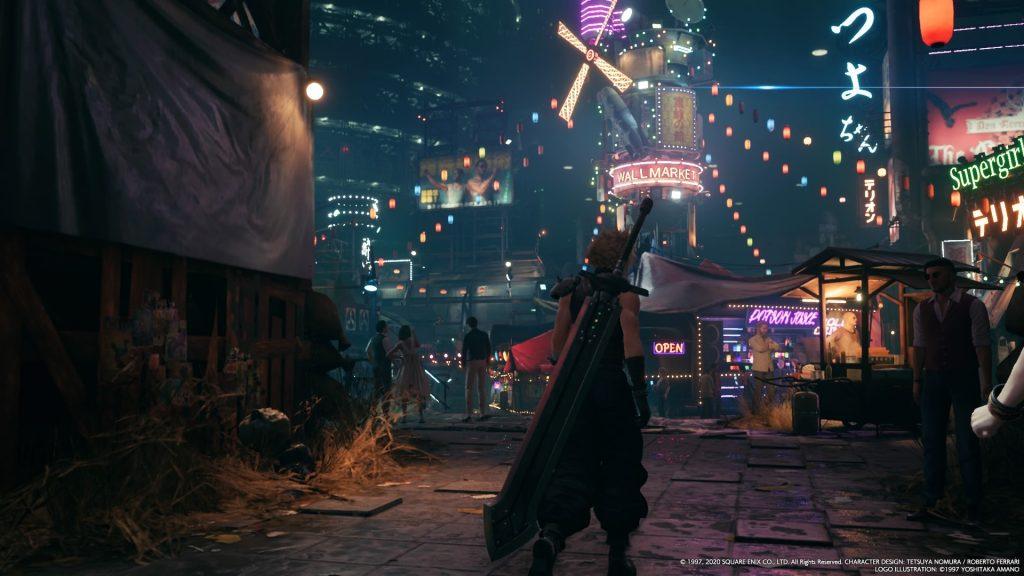 Чем Final Fantasy VII Remake отличается от оригинала 12