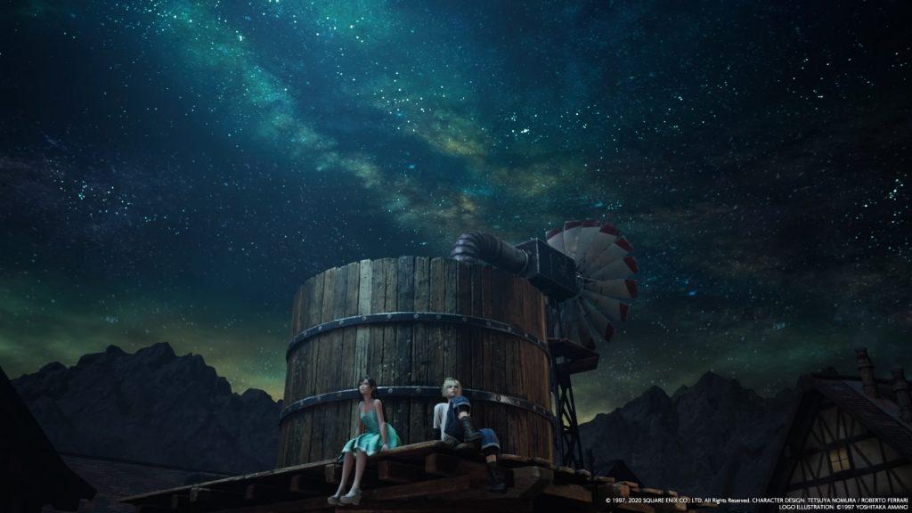 Чем Final Fantasy VII Remake отличается от оригинала 15