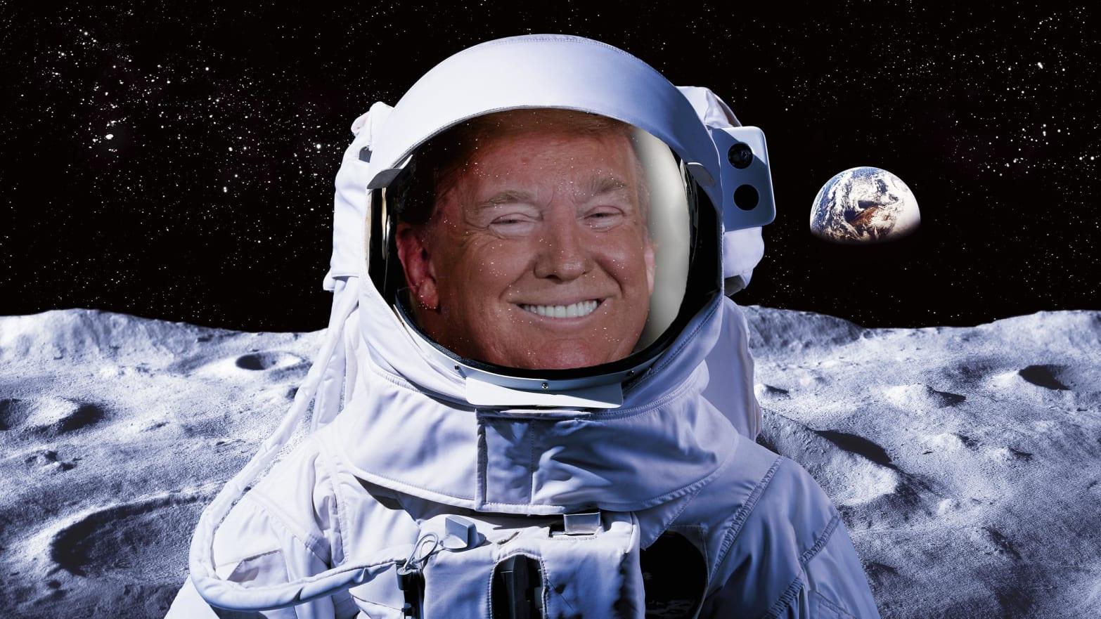 Дональд Трамп собирается