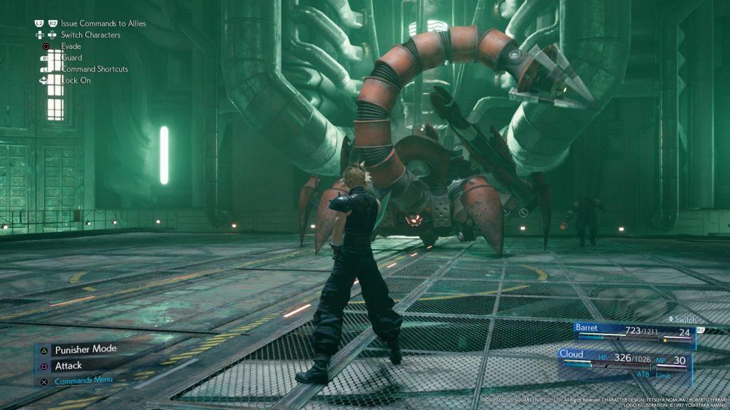 Чем Final Fantasy VII Remake отличается от оригинала 1