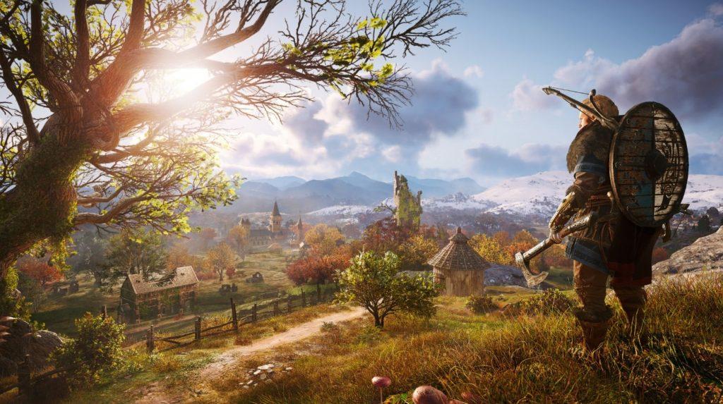 «Один с нами, братья!» — первый трейлер Assassin's Creed Valhalla 4