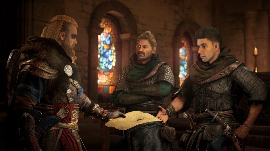 «Один с нами, братья!» — первый трейлер Assassin's Creed Valhalla 5