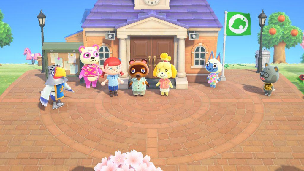 Обзор Animal Crossing: New Horizons. Когда ипотека в радость 12