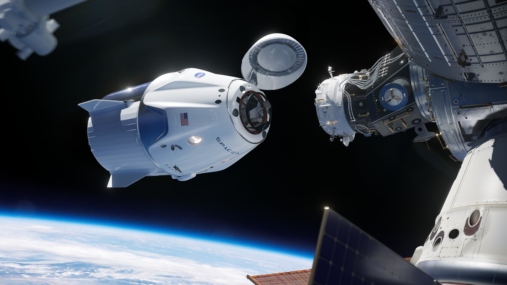 Корабли в небе. Развитие пилотируемой космонавтики 8