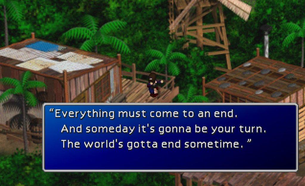 Чем Final Fantasy VII Remake отличается от оригинала 4