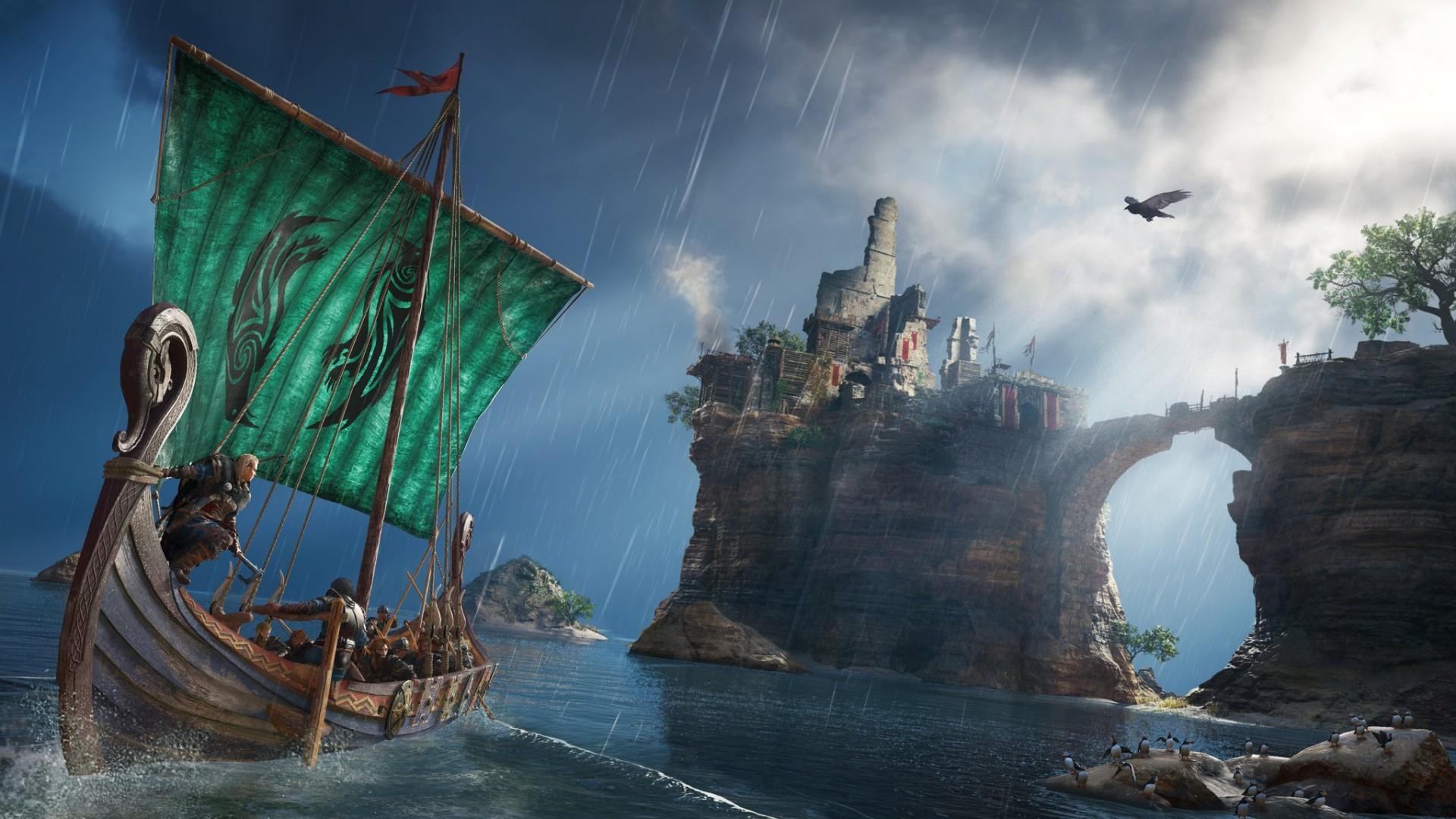 «Один с нами, братья!» — первый трейлер Assassin's Creed Valhalla 2