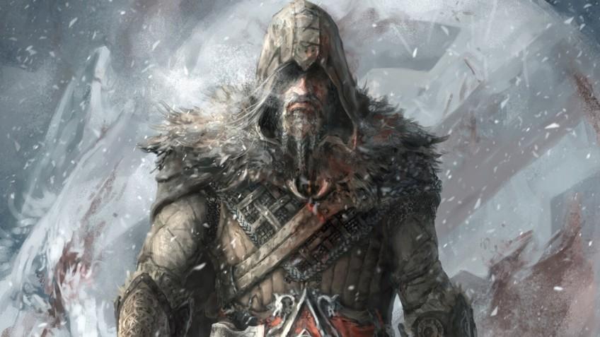Ubisoft в прямом эфире тизерит новую Assassin's Creed — с художником BossLogic 1