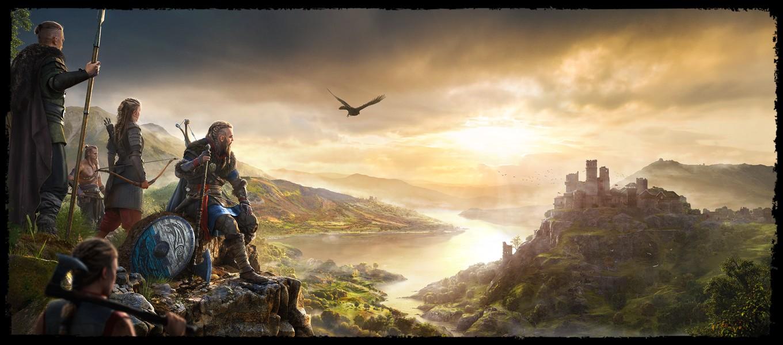 «Один с нами, братья!» — первый трейлер Assassin's Creed Valhalla 13