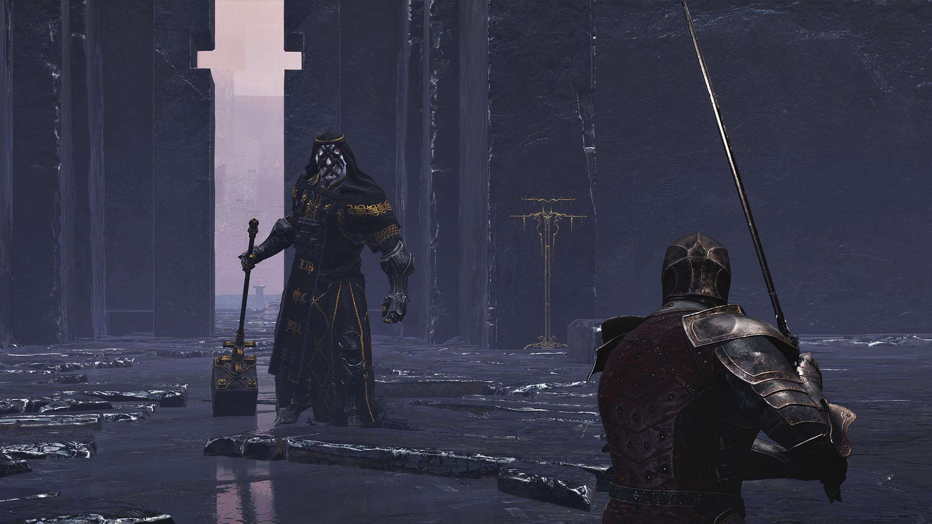 Анонсирована Mortal Shell — экшен-RPG в духе Dark Souls 1