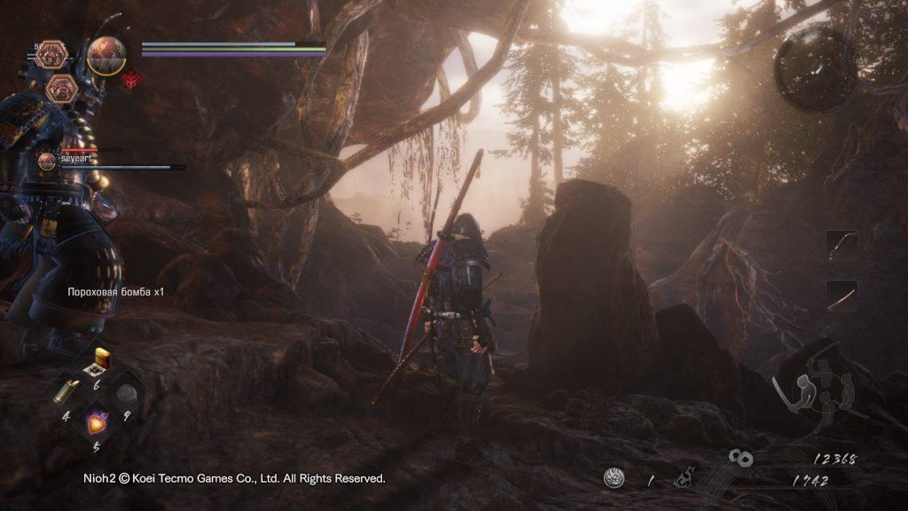 Обзор Nioh 2. Ещё одна Dark Souls про ниндзя 7
