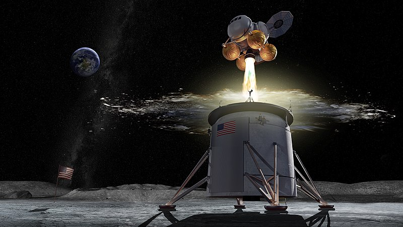 Луноход и два жилых модуля: NASA опубликовало детали программы Artemis по освоению Луны
