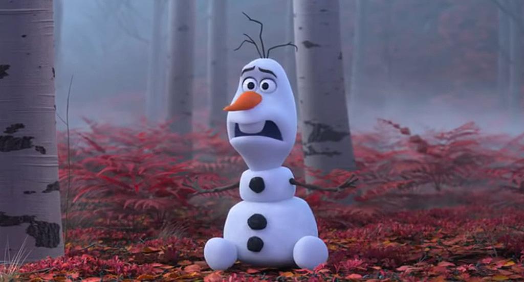 Disney выпустила первую серию мультсериала про Олафа из «Холодного сердца»