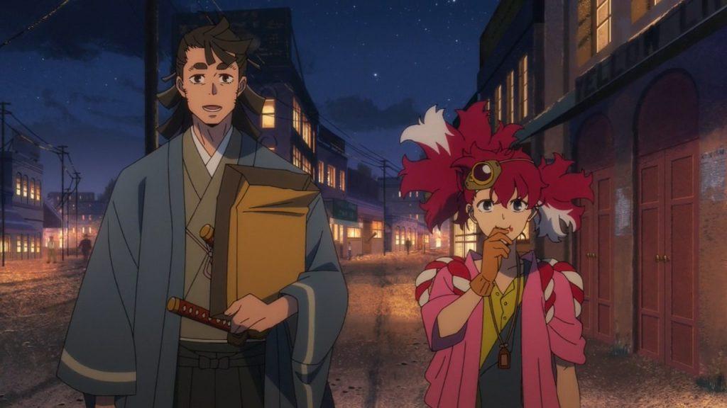 Фантастическое аниме весны 2020: что стоит смотреть? 5