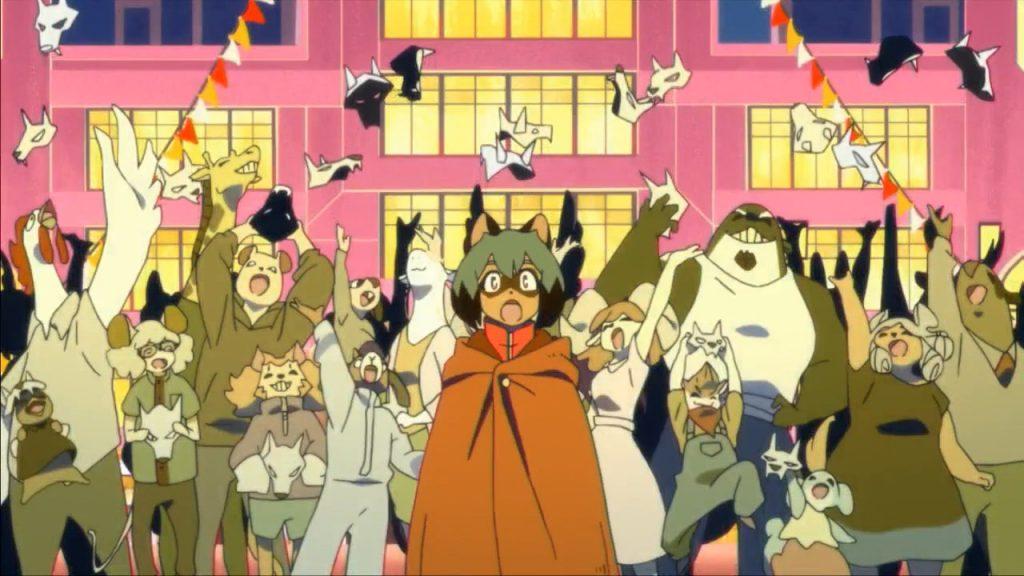 Фантастическое аниме весны 2020: что стоит смотреть? 8