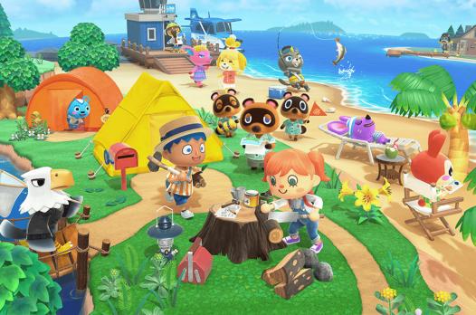 Обзор Animal Crossing: New Horizons. Когда ипотека в радость 16