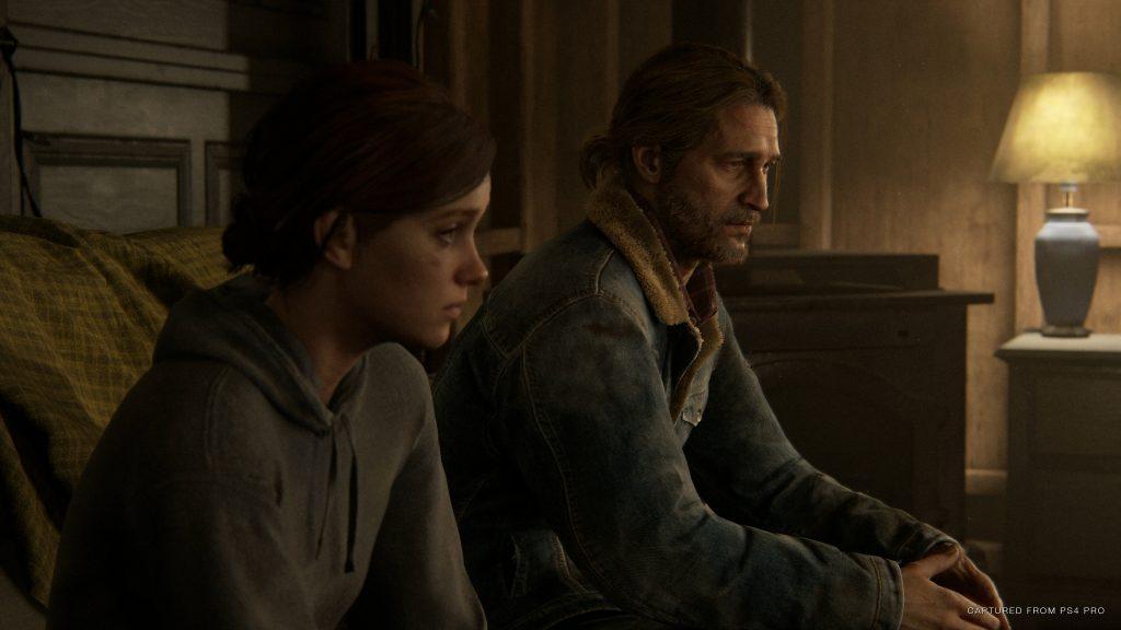 13 новых скриншотов The Last of Us 2 9