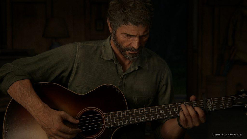 13 новых скриншотов The Last of Us 2 13