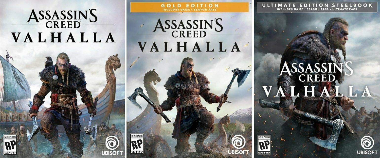 «Один с нами, братья!» — первый трейлер Assassin's Creed Valhalla 9