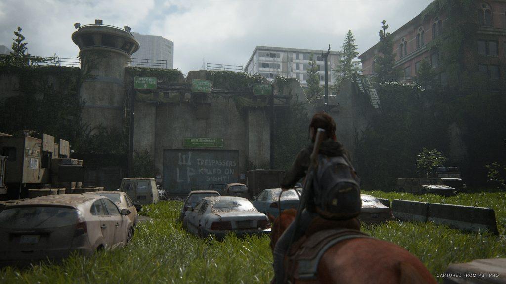 13 новых скриншотов The Last of Us 2