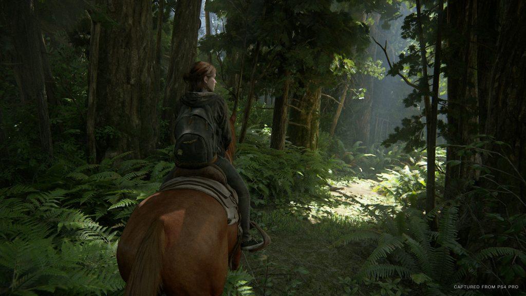 13 новых скриншотов The Last of Us 2 5