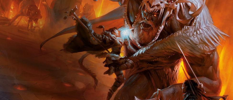Wizards of the Coast опубликовала бесплатные материалы для Dungeons & Dragons
