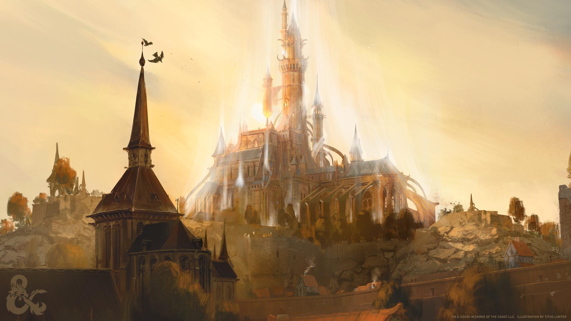 WotC опубликовала ещё пачку бесплатных материалов для Dungeons & Dragons