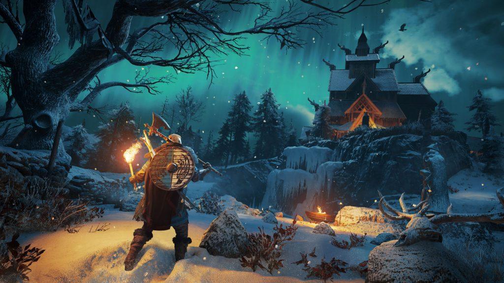 «Один с нами, братья!» — первый трейлер Assassin's Creed Valhalla 7
