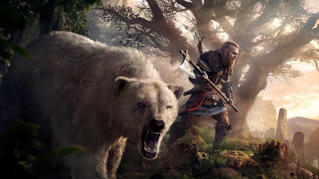 «Один с нами, братья!» — первый трейлер Assassin's Creed Valhalla 14