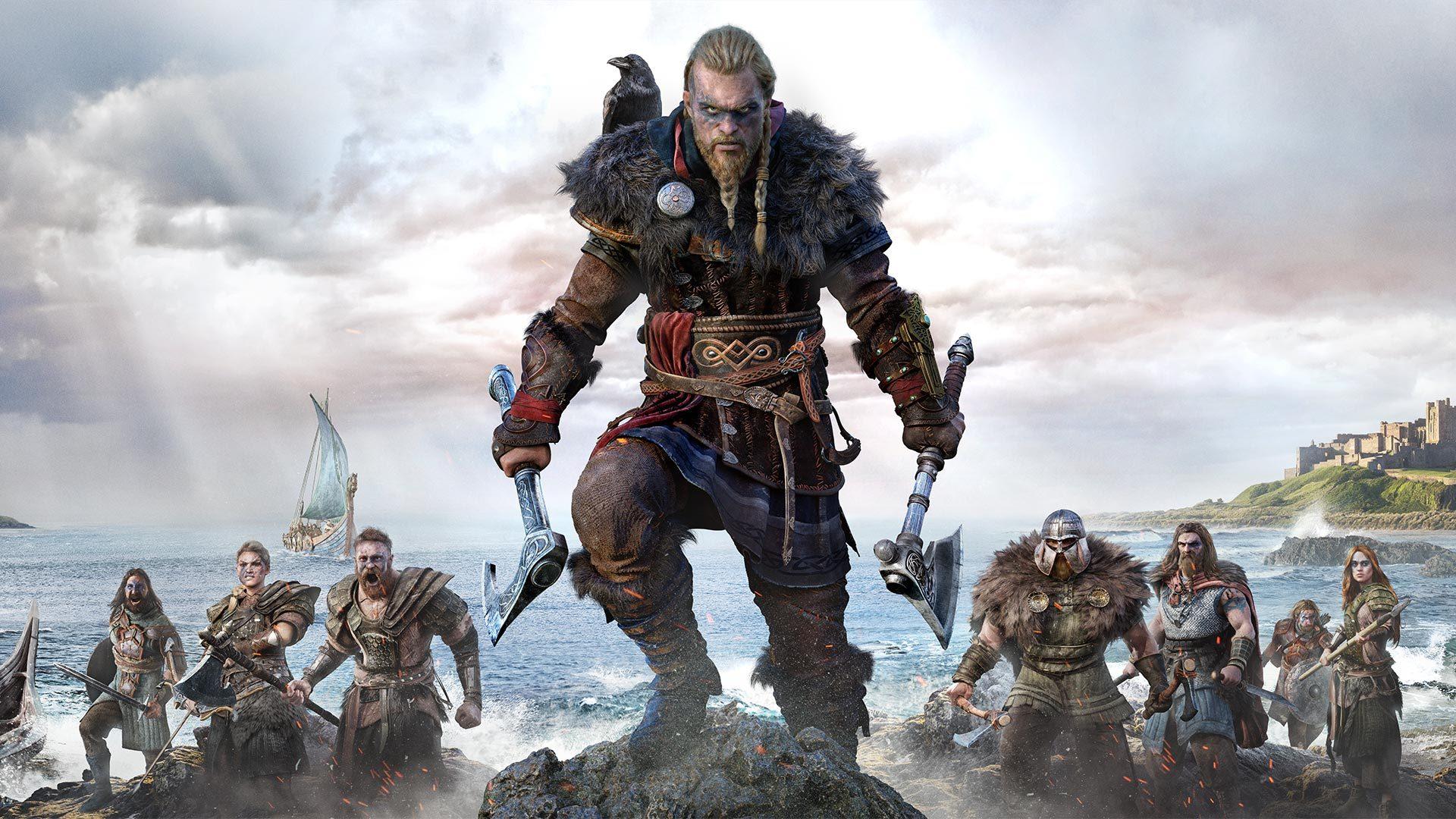 «Один с нами, братья!» — первый трейлер Assassin's Creed Valhalla 15