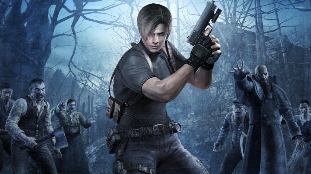 СМИ: в 20работает над ремейком Resident Evil 4