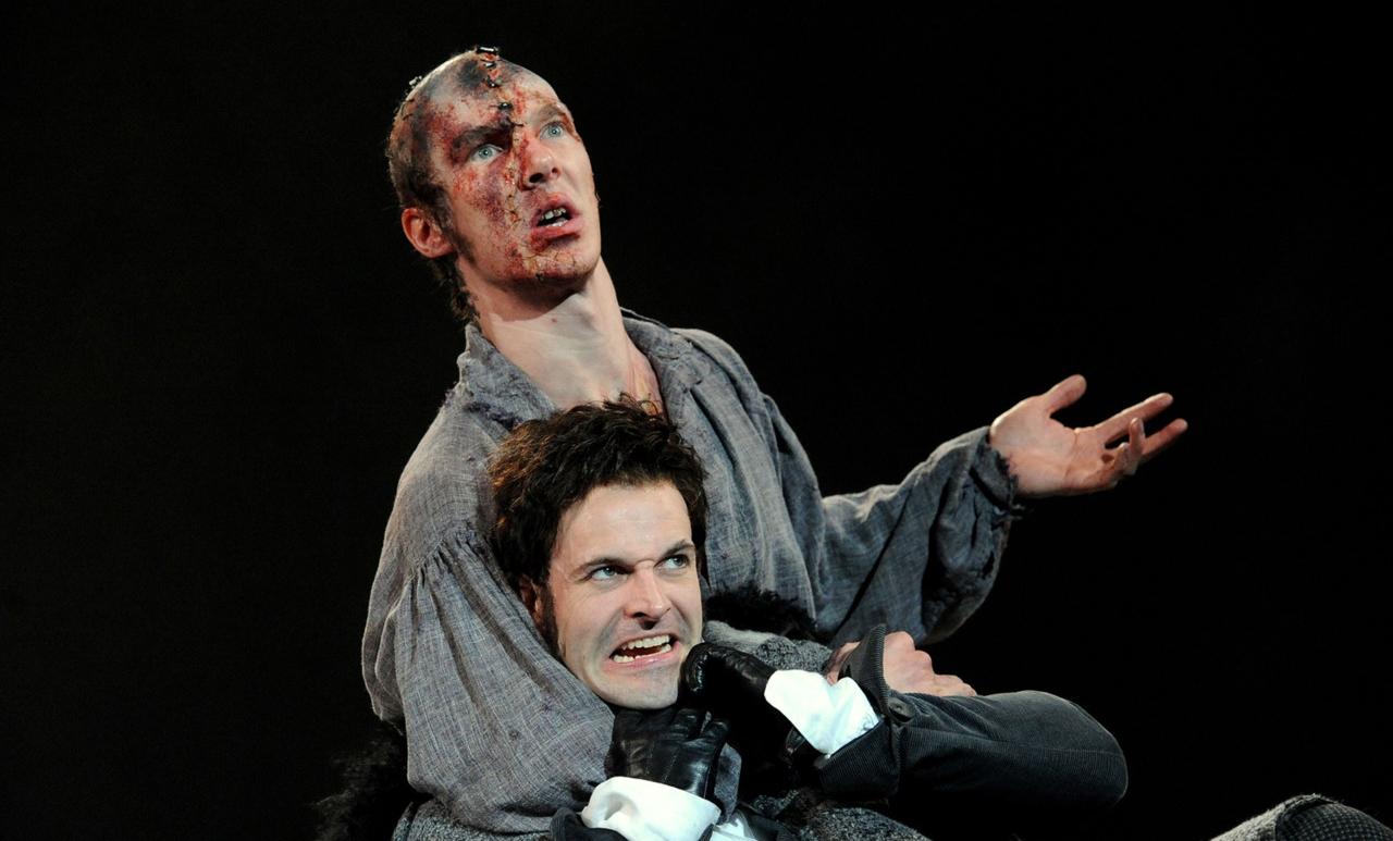 30 апреля в онлайне выйдет спектакль «Франкенштейн» с Бенедиктом Камбербэтчем