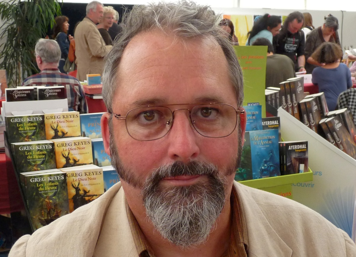 Грегори Киз: автор книг о «Вавилоне-5» и безумном Петре I 1