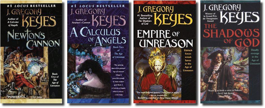 Грегори Киз: автор книг о «Вавилоне-5» и безумном Петре I 8