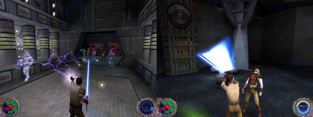 Игры, где ты джедай: KOTOR, Dark Forces и другие 8