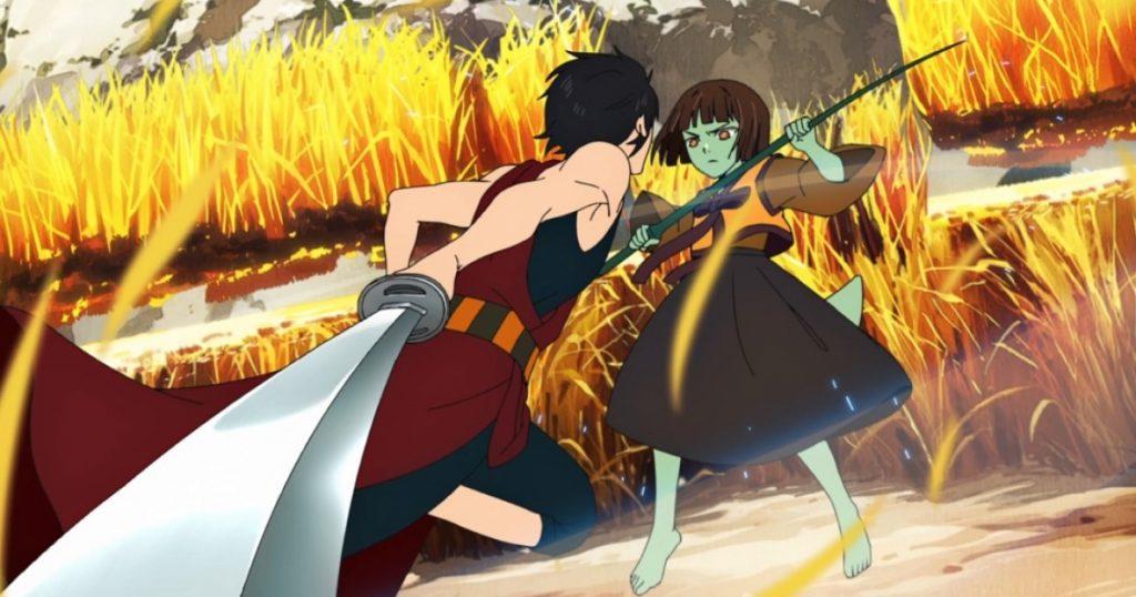 Фантастическое аниме весны 2020: что стоит смотреть? 13
