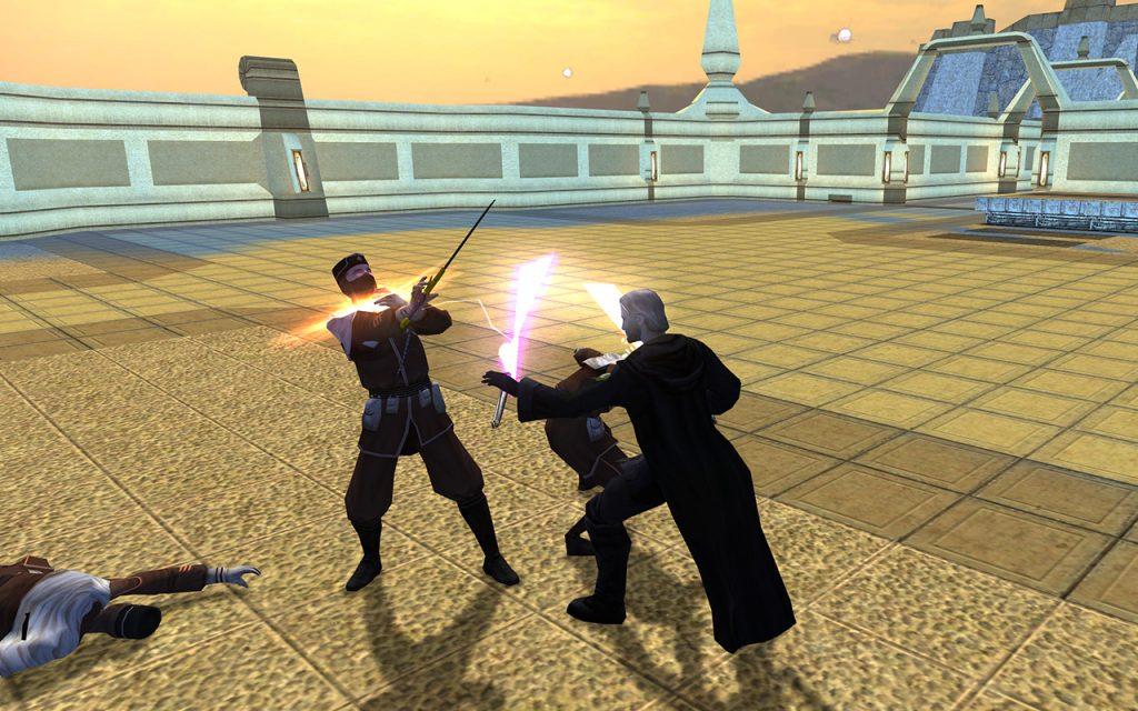 Игры, где ты джедай: KOTOR, Dark Forces и другие 11