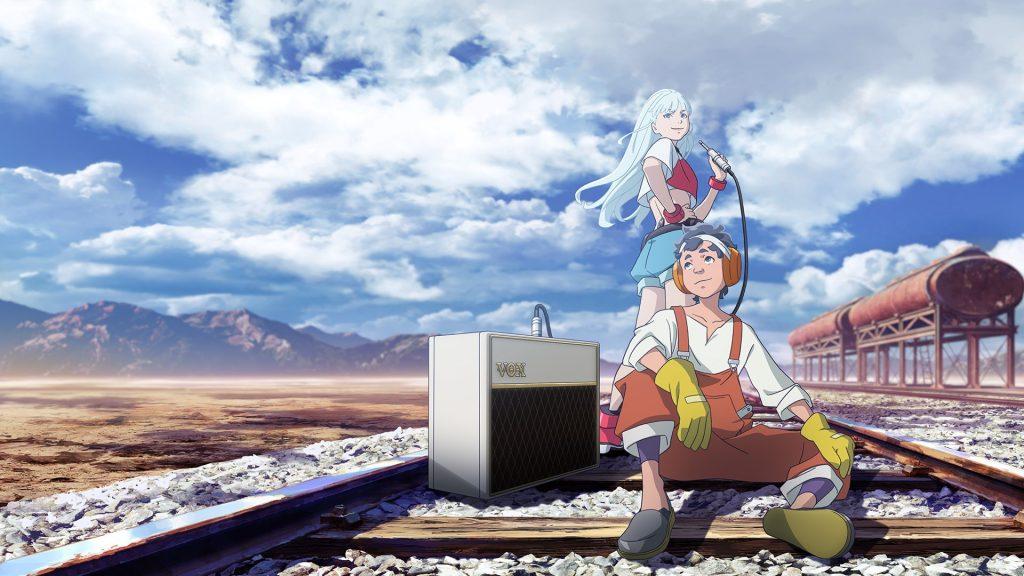 Фантастическое аниме весны 2020: что стоит смотреть? 14